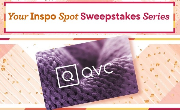QVC $500 Gift Card Giveaway 2020