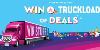 99 Cents Only Stores 9/9 Day Truckloads of Deals Contest