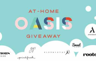 Curious Elixirs At-Home Oasis Sweepstakes