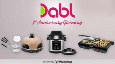 Dabl 1st Anniversary Giveaway Sweepstakes 2020