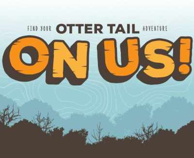 Otter Tail Adventure On Us Contest 2020