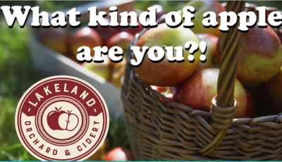 WNEP Lakeland Orchard Apple Quiz Sweepstakes 2020