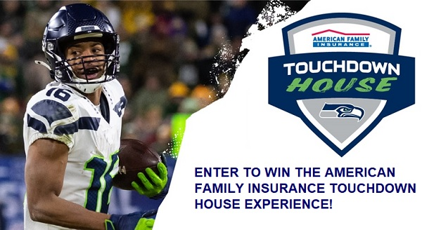 American Family Insurance Seahawks Game Experience Sweepstakes