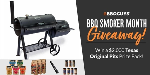 BBQGuys Summer Grill Giveaway 2020