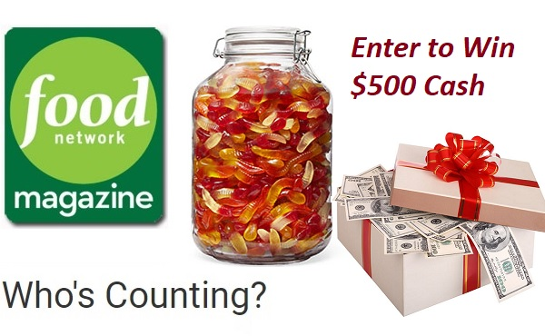 Network Magazine Who's Counting Cash Contest 2020