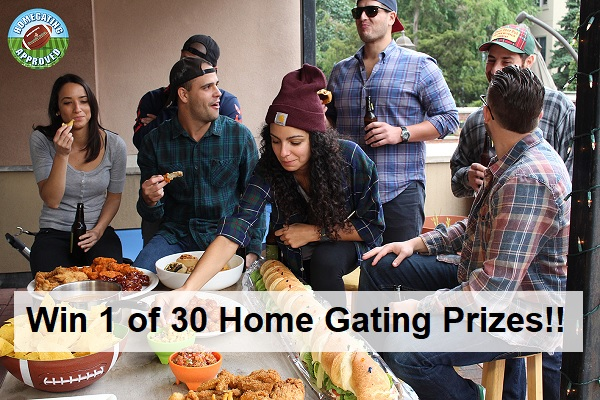 Miller Lite & Coors Light Homegating Essentials Sweepstakes 2020