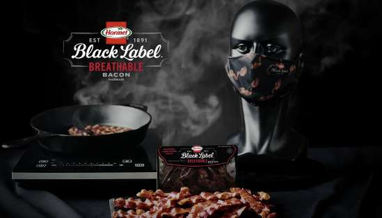 Hormel Breathable Bacon Face Mask Giveaway 2020