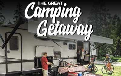 General RV The Great Camper Giveaway