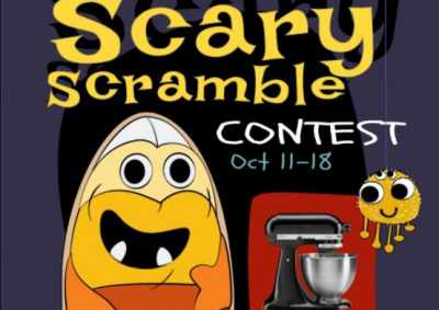Imperial Sugar Scary Scramble Contest