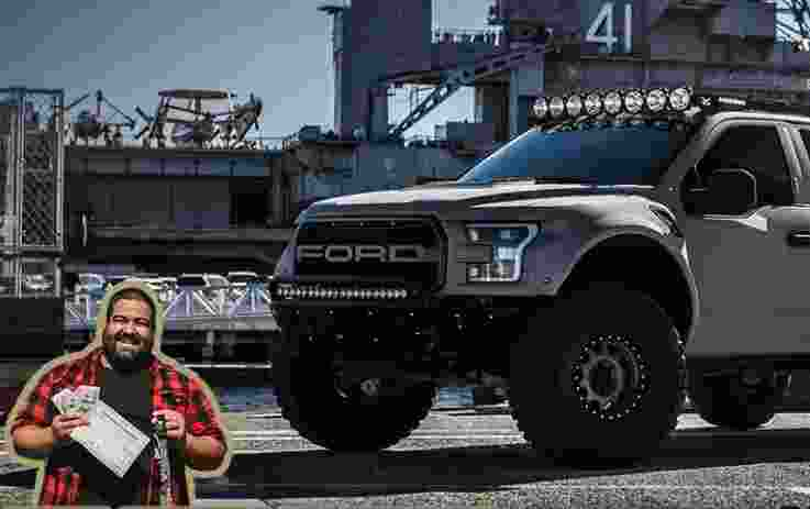 Ronin Factory Truck Giveaway 2020
