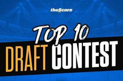 TheScore Hockey Top 10 Draft Contest 2020