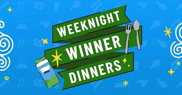 Hidden Valley Weeknight Winner Dinners Instant Win Game