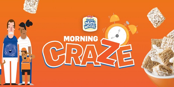 Family Reward Morning Craze Game Sweepstakes (500 Winners)
