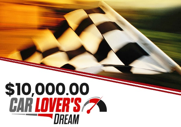 PCH Car Lovers Sweepstakes