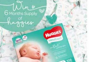 Huggies Competition